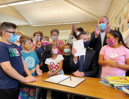Governor Newsom Signs Budget Trailer Bill, Makes Historic Investment in California Children and Child Care Providers