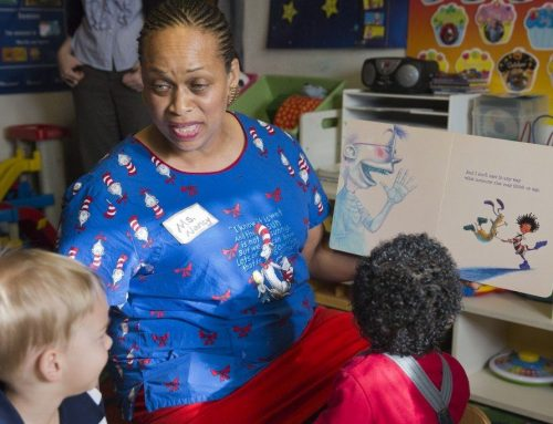 Achieving Child Care For All Starts With Equity